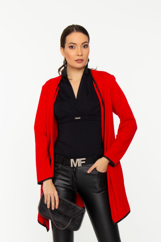 Roxi kardigán - Piros
