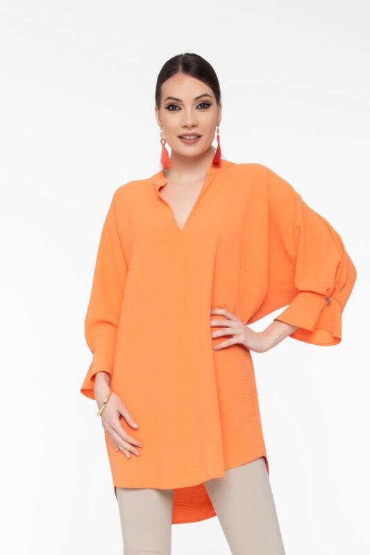 Rebeka tunika - narancs