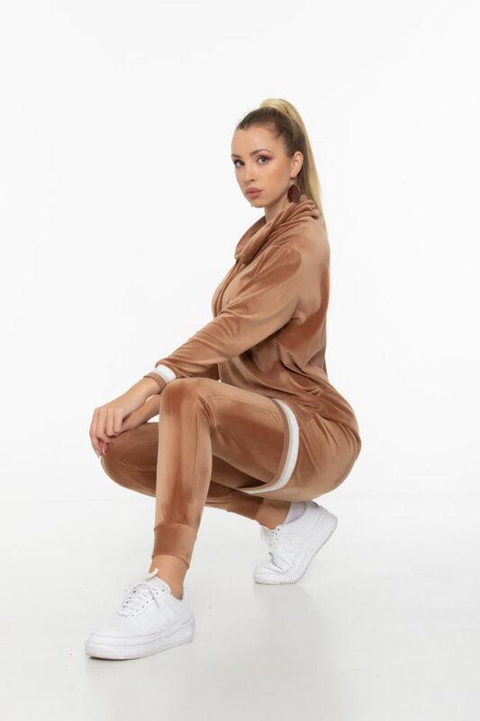 Petra plüss nadrág - Karamell