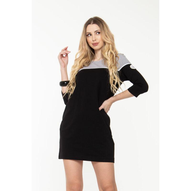 Hella tunikaruha - szürke/fekete